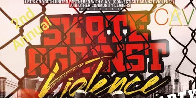 2nd Annual Skate Against Violence