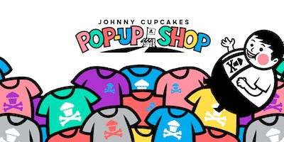 Johnny Cupcakes Pop Up at OBbeans