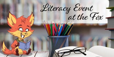 Fox Weekend Literacy Event