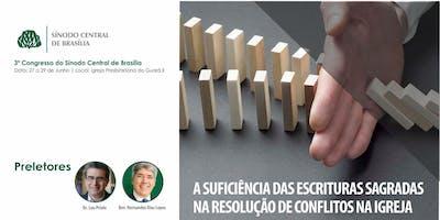 3º Congresso do Sínodo Central de Brasília