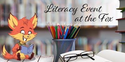 Fox Weekday Literacy Event