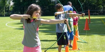Archery Camp @ Fuze Fit 2 Play!