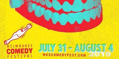 MKE Comedy Fest Sun 3pm
