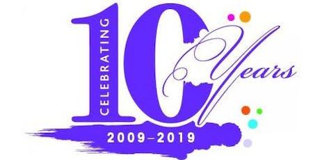 Deaf Focus' 10th Anniversary Gala tickets