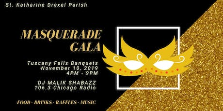 The Royal Affair Masquerade Gala tickets