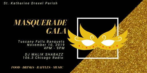 The Royal Affair Masquerade Gala