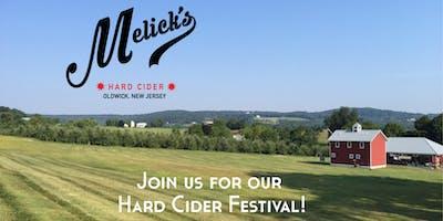 Melick's Town Farm Hard Cider Festival