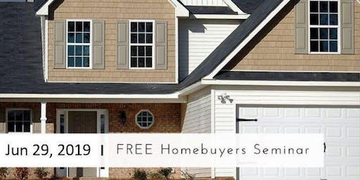 Homeownership Program Homebuyer Education Seminar