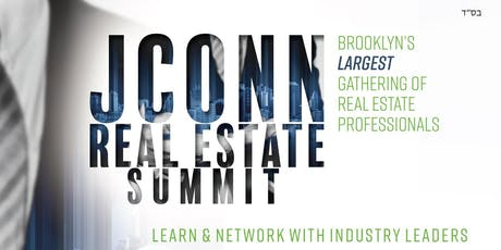 JCON Real Estate Summit (4th Annual ) tickets