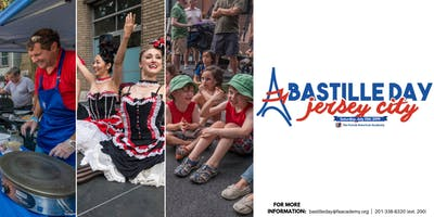 BASTILLE DAY IN JERSEY CITY 2019