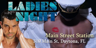 """Ladies Night Out"" Male Revue Daytona FL"