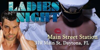 """Ladies Night Out"" Male Revue Daytona FL"