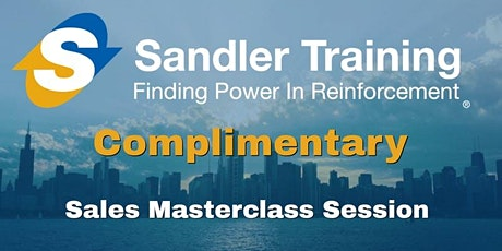 March Complimentary Sales Training Session In Chicago tickets