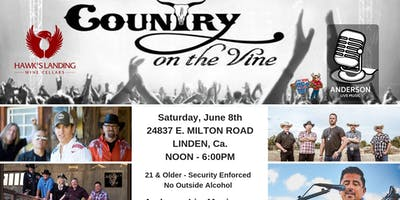 COUNTRY ON THE VINE 2019