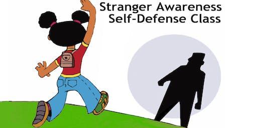 Teen Stranger Awareness Class/Self-Defense Class (Oceanside Public Library)