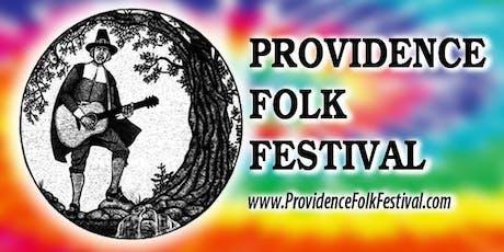 Providence Folk Festival 2019 tickets