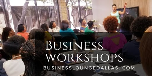 Business Lounge Dallas Workshop | Social Media & How to beat it at its own game in business.