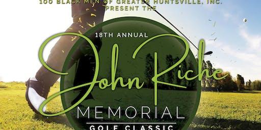 100BMOGH, Inc 18th Annual John Riche Memorial Golf Classic