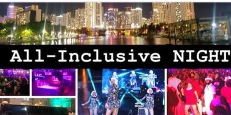 ALL-INCLUSIVE - 2 NIGHTS + 4 CLUBS  tickets