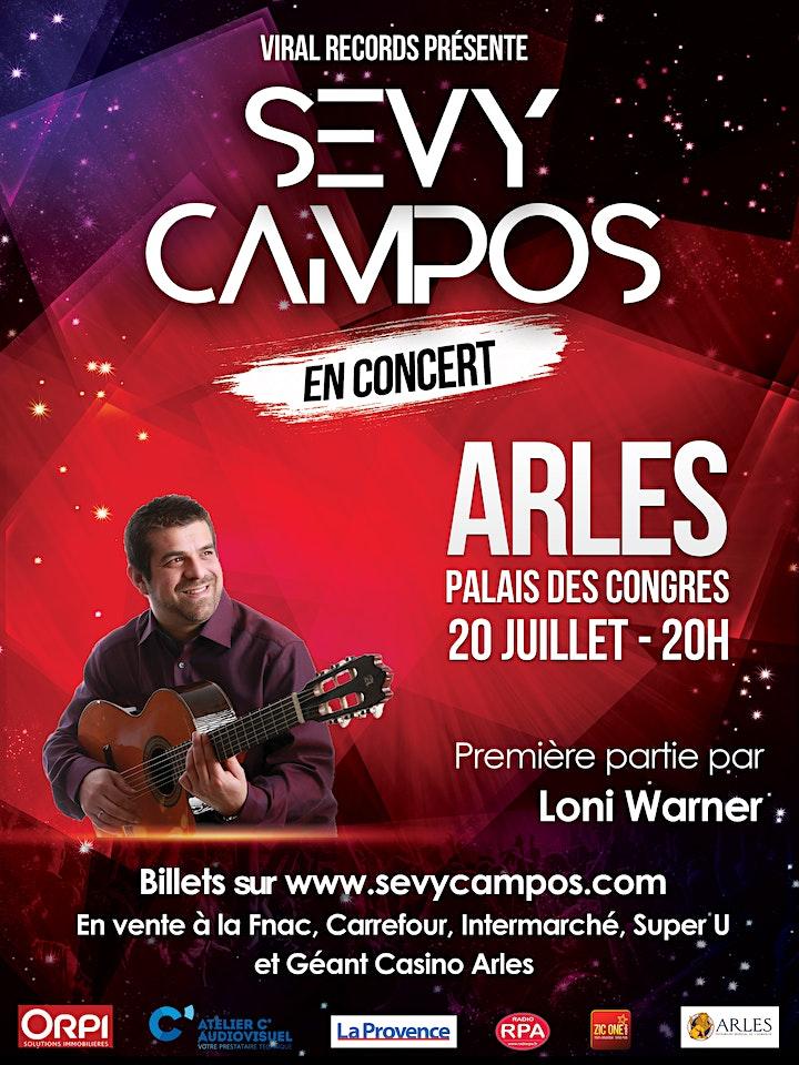 Image pour Sevy Campos en Concert
