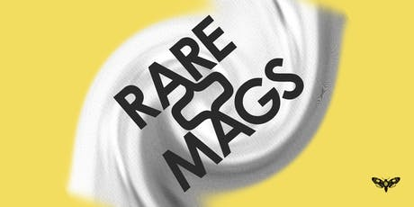 Rare Mags Pop Up | Independent Magazines, Books, Prints | Café Beermoth tickets