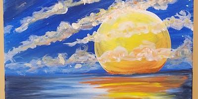 Sun & Moon BYO Paint & Sip