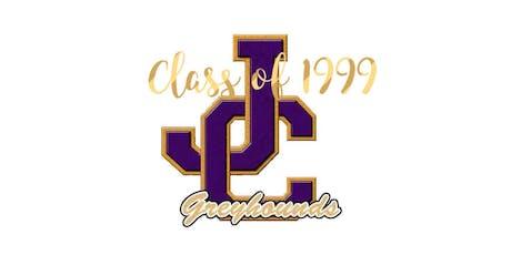 JCHS Class of '99 20th Reunion tickets