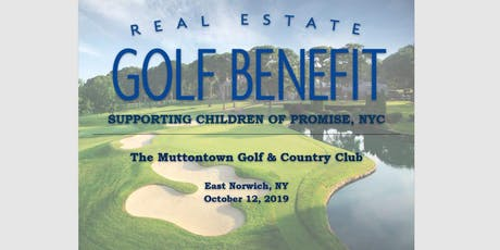 Real Estate Golf Benefit for Children of Promise NYC tickets