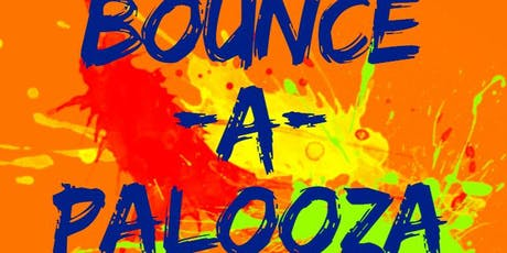 2019 Ocala Bounce-a-paloozza wristbands tickets