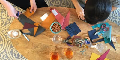 Leather Wall Hanging Workshop