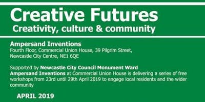 Creativity, Culture, Community - Free Workshops & Taster Sessions