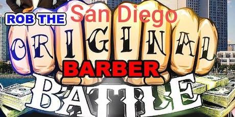 Barber battle tickets