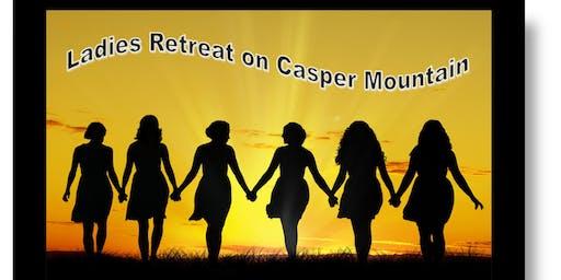 Ladies Retreat on Casper Mountain