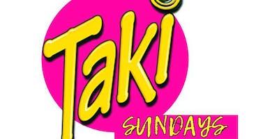 Taki Sundays