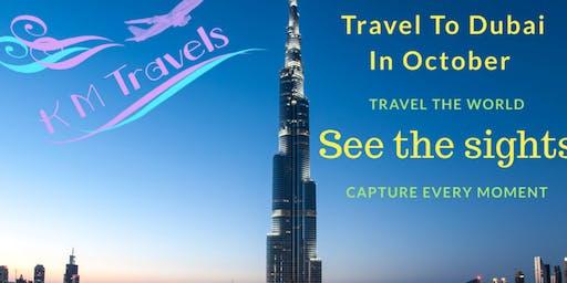 Let's Travel To Dubai