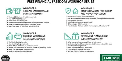 SFPL Financial Freedom WKSP 3: Wealth Building & Asset Accumulation
