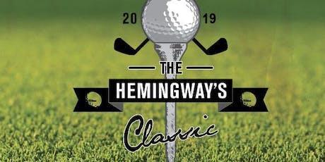 Hemingway's Golf Classic 2019 tickets