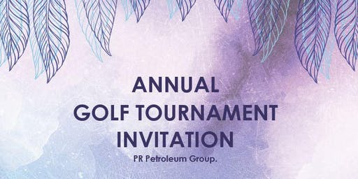 Annual Golf Tournament Event