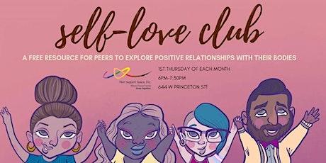 Self-Love Club ingressos