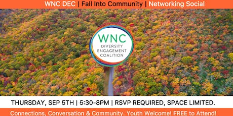 Fall into Community | Networking Social tickets