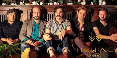 Hewing Rooftop Concert Series presents Red Daughters