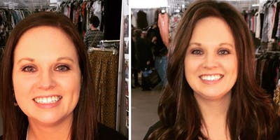 The Lauren Ashtyn Collection Hair Tour- Ultimate Women's Expo Dallas