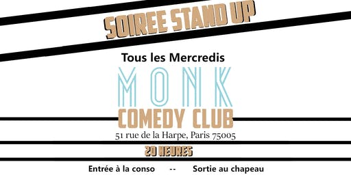 Monk Comedy Club