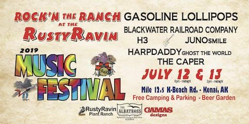 Rock'n the Ranch at the RustyRavin