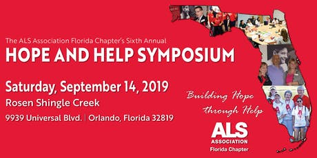 The ALS Association Florida Chapter's 6th Annual HOPE and HELP Symposium tickets