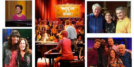 A Night of Musical Improv with Laura Hall & Rick Hall tickets