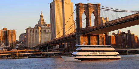 NYC and Skyline Brunch or Lunch Cruise from Queens * Free Parking * tickets