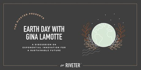Fireside Chat with Gina LaMotte: Innovation for a Sustainable Future tickets