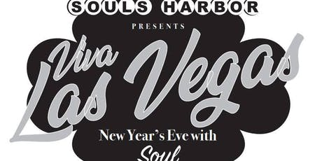 "New Year Eve with Soul ""Viva Las Vegas"" tickets"