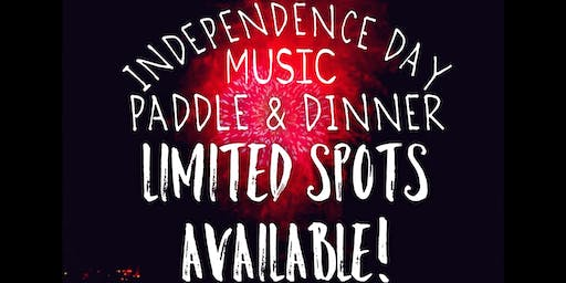 4TH OF JULY DINNER & PADDLE   Miami Kayak & Paddle board Tour